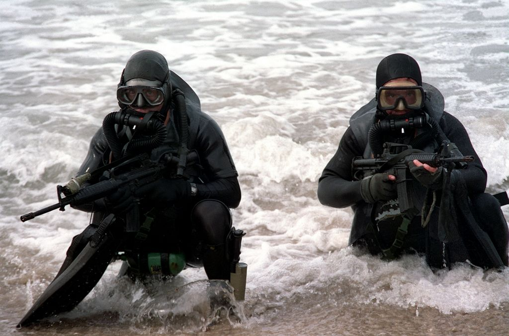 WHQ Forum > Navy SEALs