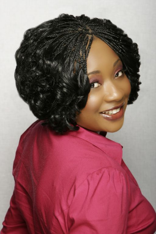 Marvelous 1000 Images About Hairbraiding On Pinterest African Hair Short Hairstyles Gunalazisus