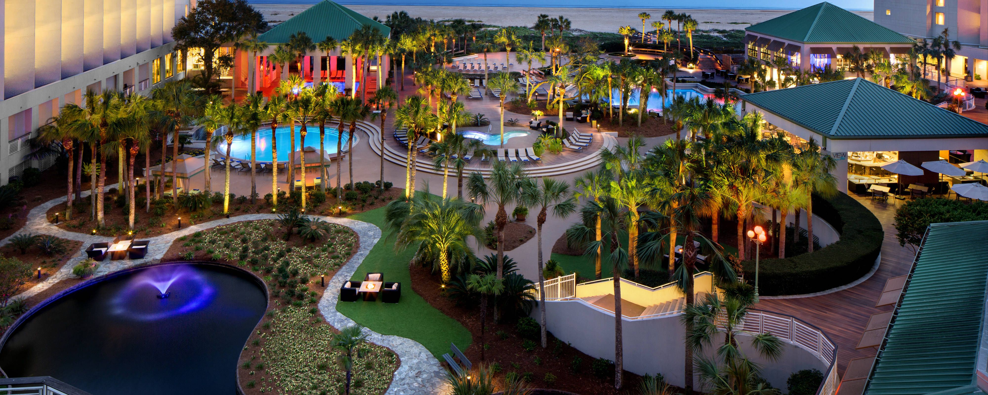 View The Westin Hilton Head Island Resort Spa Hotel Photo Tour Images Hilton Head Island Resorts Hilton Head Island South Carolina Hotels Hilton Head Island