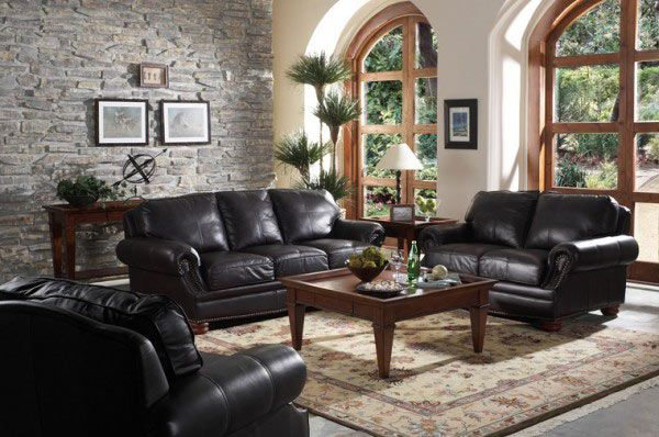 Brown And Black Living Room Google Search Decor Pinterest Rooms