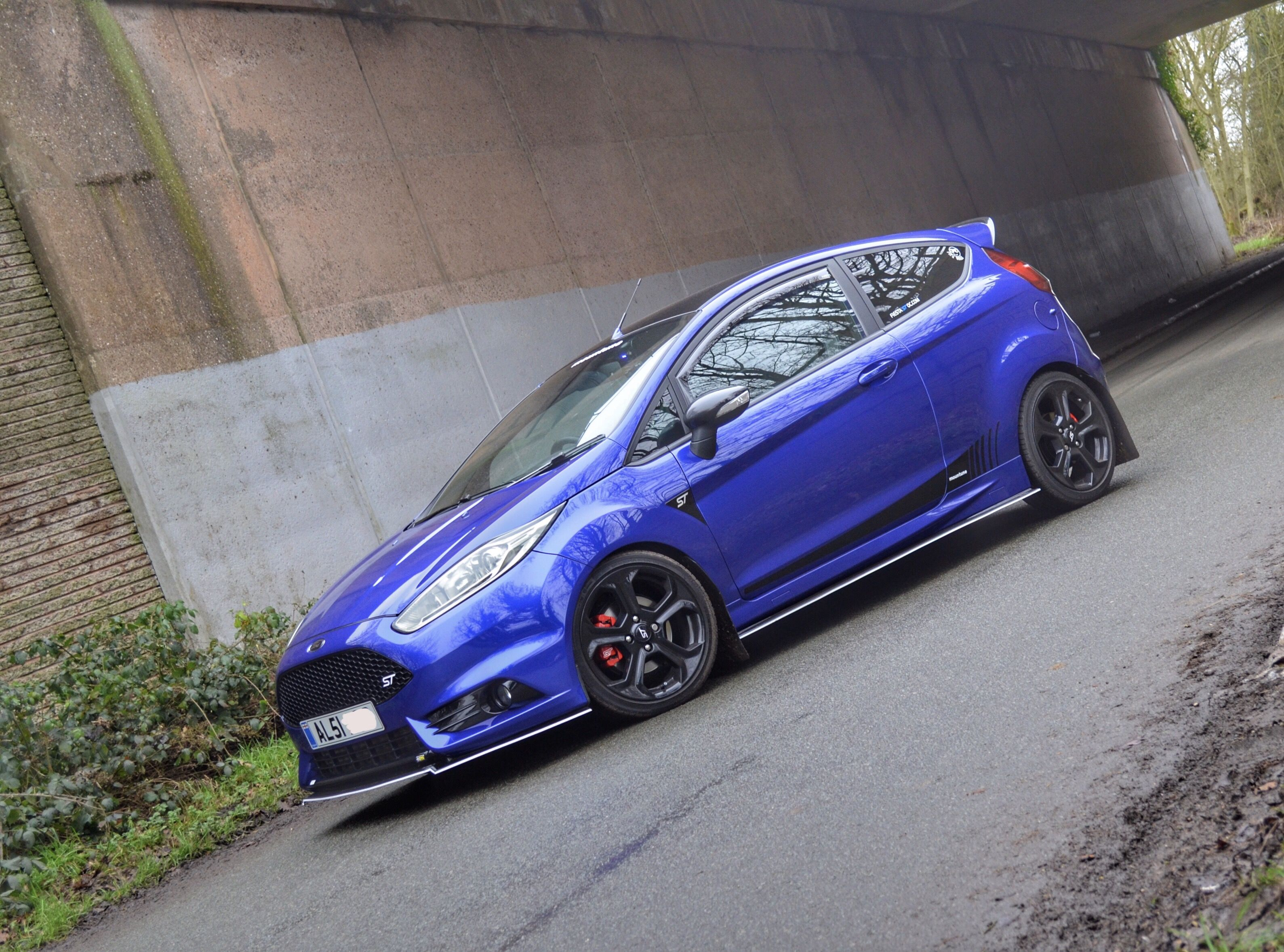 Fiesta St3 Mountune Mp215 Ford Sports Cars Ford Fiesta St Ford