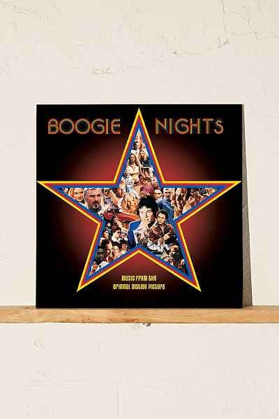 Various Artists Boogie Nights Soundtrack Lp