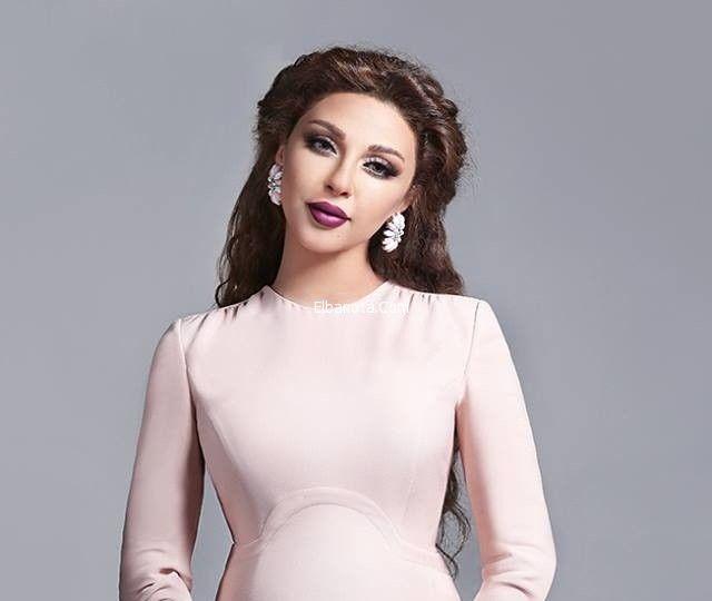 ميريام فارس تنجب طفلها الأول متري Model Singer Beautiful