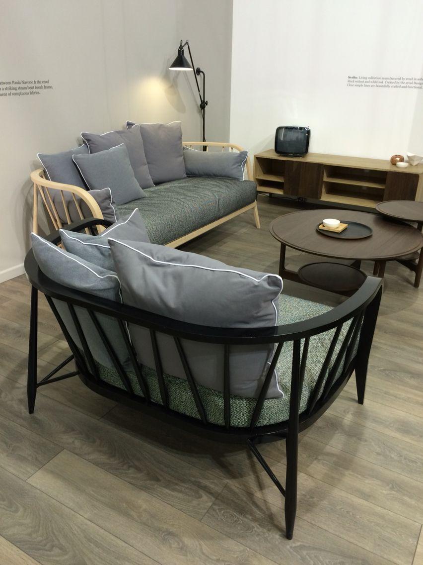 New Paola Navone sofa NEST • www.de5ign.be