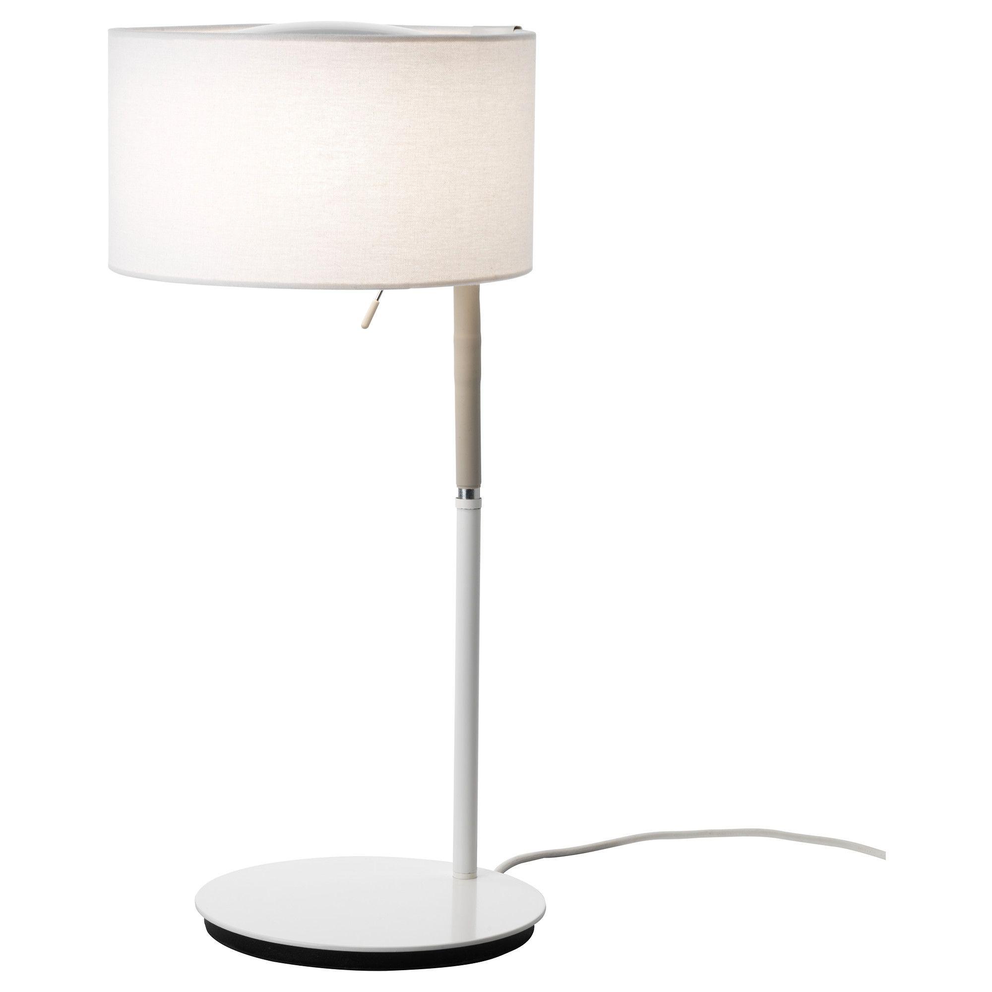 LEDET Table lamp IKEA, 39.99 for bedside table Ikea