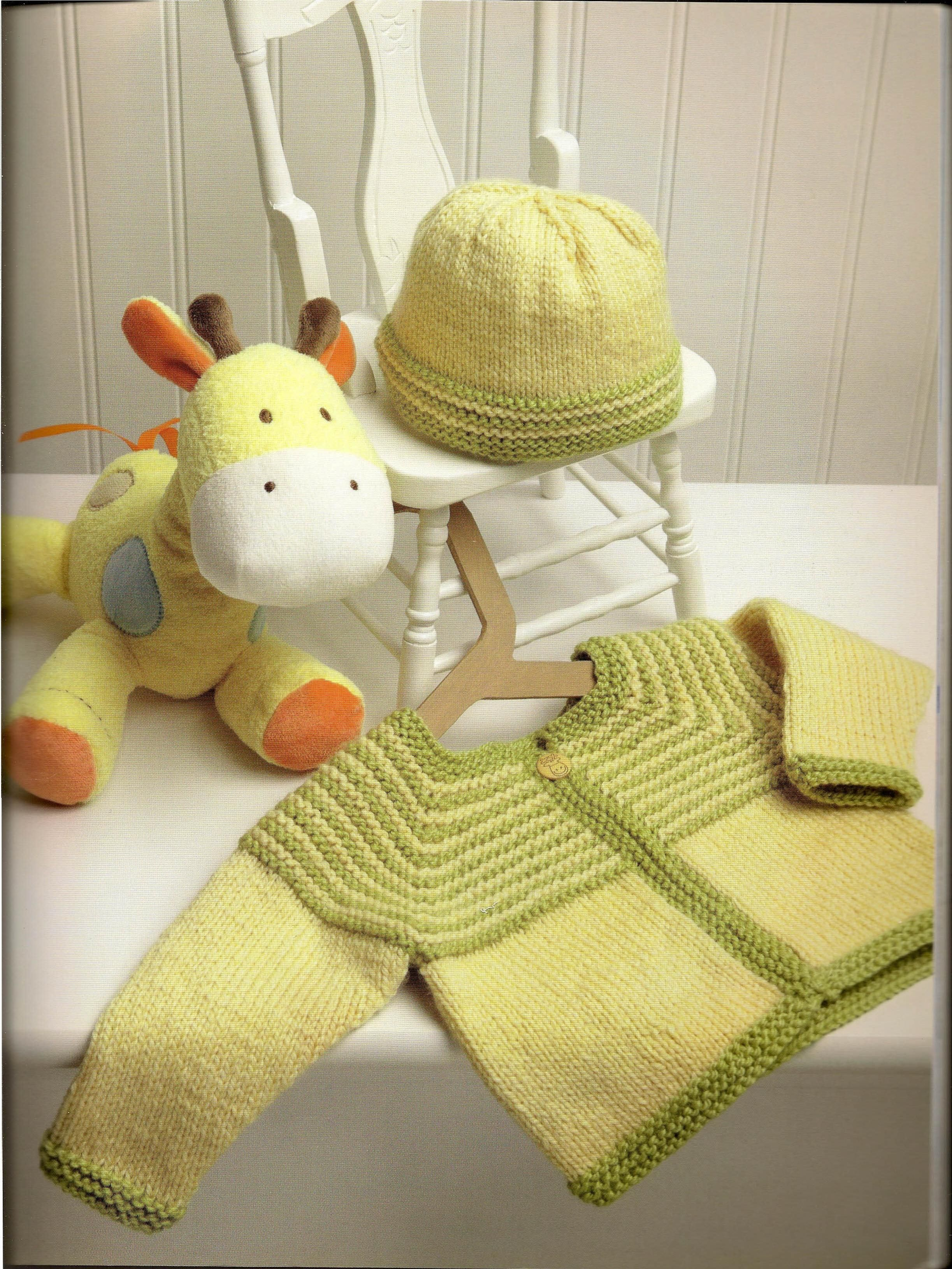 grannys_favorite_knits_for_baby_12.jpg | bambino | Pinterest