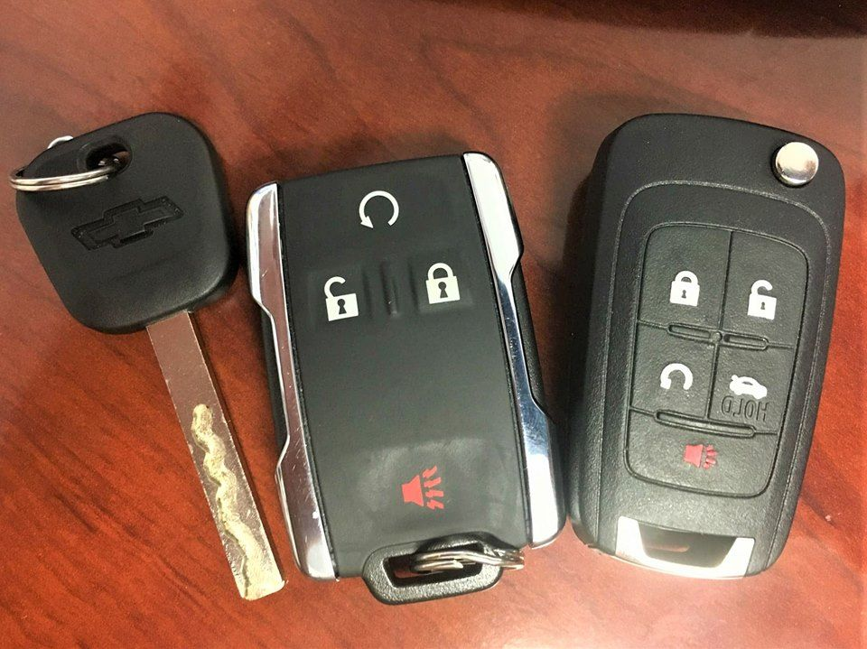 Gm Or Chevy Remote Flip Key Is 75 00 Cut And Programmed Reg