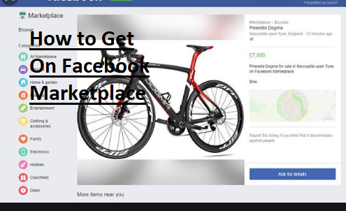 How To Get On Facebook Marketplace With Images How To Get
