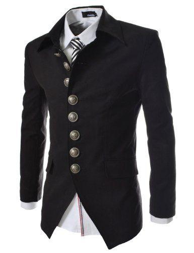 TheLees Mens Casual Slim 8 Button Jacket Blazer, http://www.amazon.com/dp/B00CBQ4USE/ref=cm_sw_r_pi_awd_uw7Fsb1YM05HS