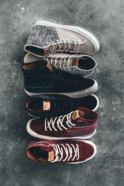 737466c71c Vans high top sneakers - skate shoes