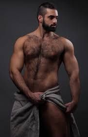hairy man gay sexy