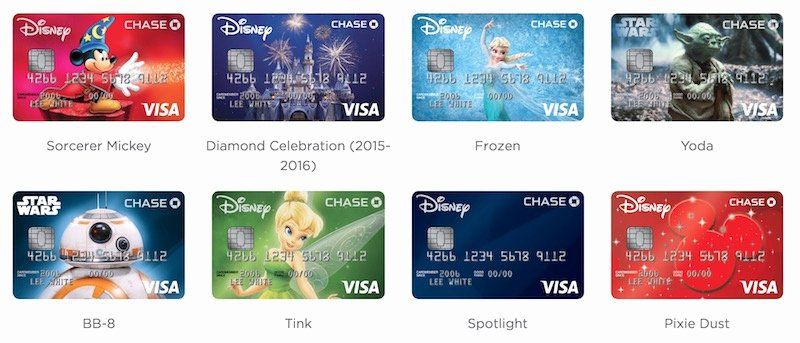Cool Debit Card Designs Awesome Disney Chase Visa Credit Card Review 2018 Edition Disney Debit Card Debit Card Design Disney Credit Card