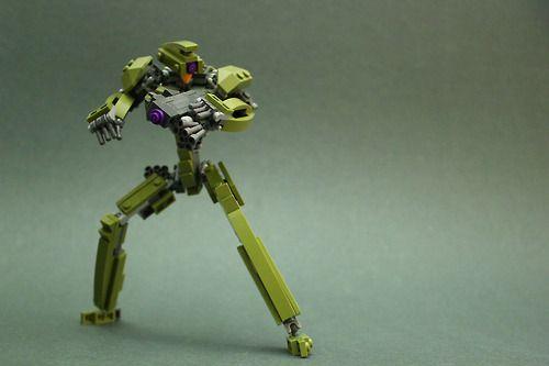 Military Mech Suit - X85/V by Devid VII http://flic.kr/p/nR1ggo