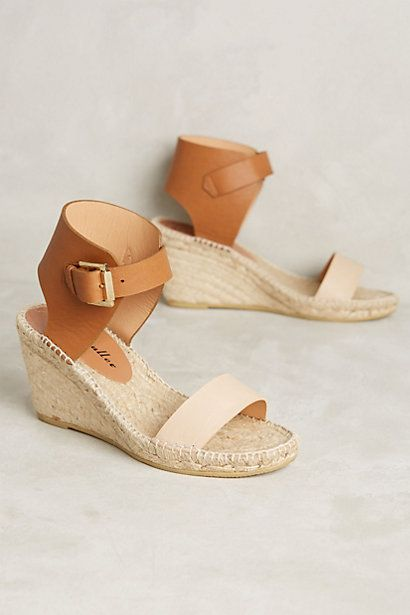 291cea6bb7 Bettye Muller Devon Wedges | Confessions of a Shopaholic | Pinterest ...