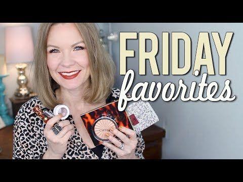 Friday favorites fooeys it cosmetics tarte colourpop