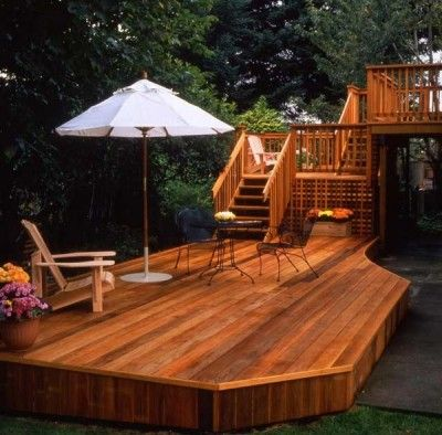 As A Man I Want To Build My Own Deck Someday