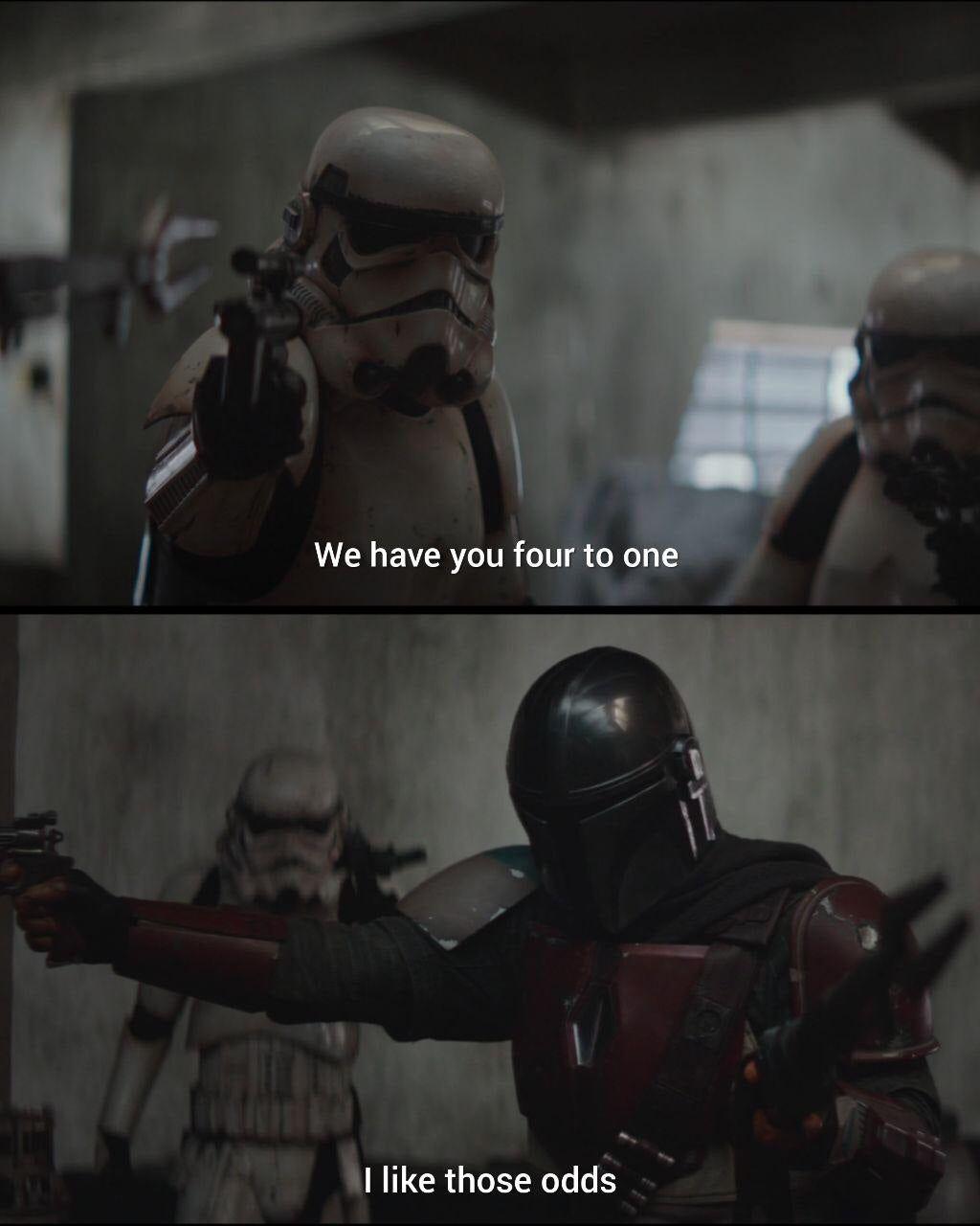Pin By Andrea Fernanda On Meme Formats Star Wars Humor Star Wars Fandom Star Wars Memes