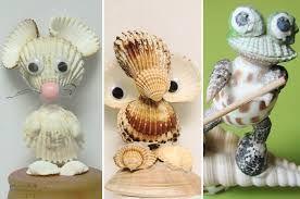 Výsledek obrázku pro figuras de conchas