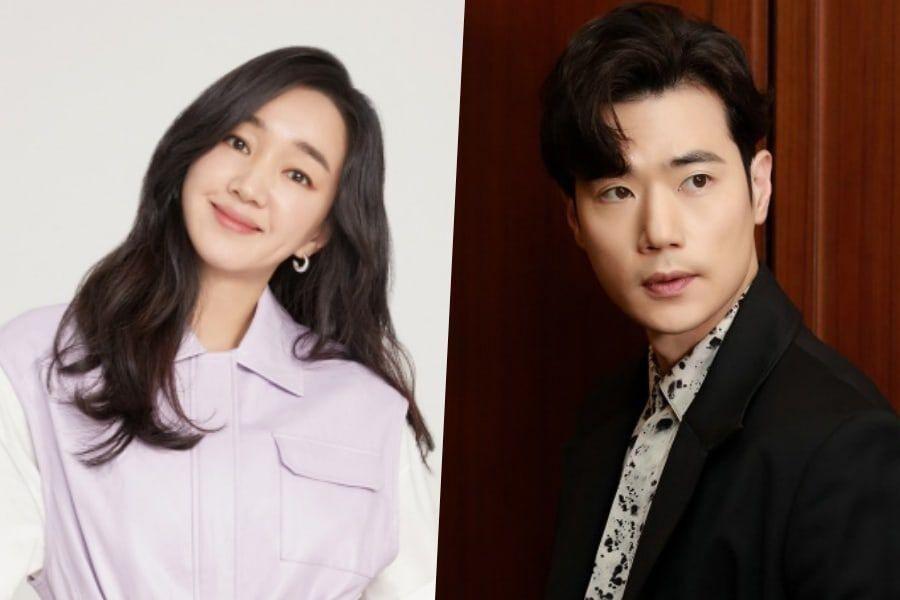 Soo Ae And Kim Kang Woo Confirmed To Star In New JTBC Drama