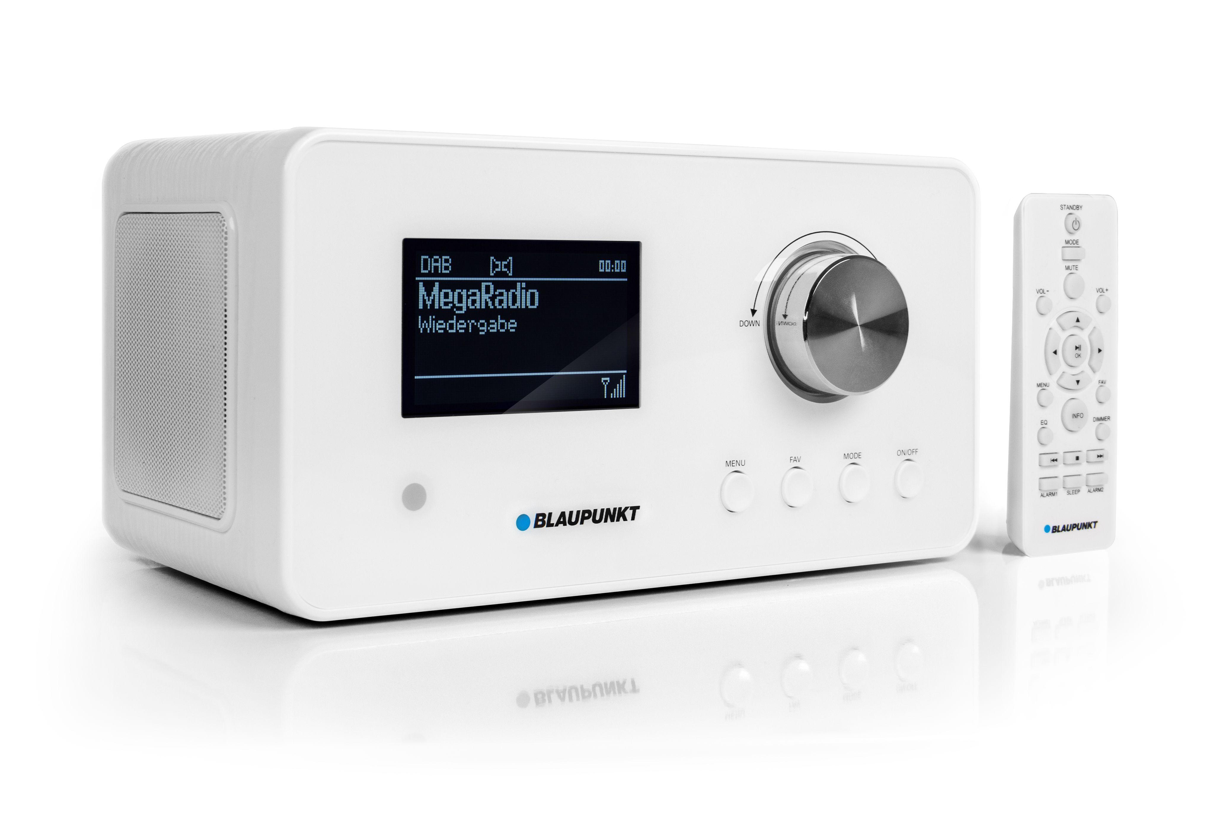 BLAUPUNKT IDR 20 incl. DAB+   Digitales radio, Radios, Badezimmer ...