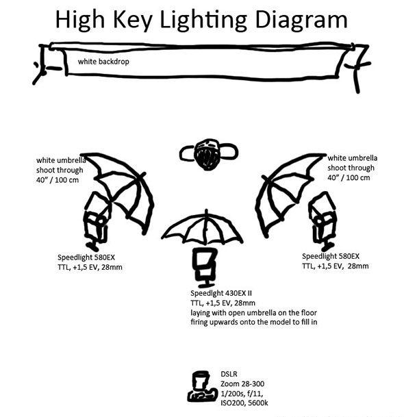 Wondrous Lighting Diagram High Key Lighting Setup Lighting High Key Wiring Cloud Oideiuggs Outletorg