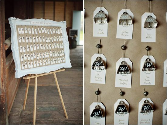 An Oregon Barn Yard Wedding Seating charts, Wedding seating and - wedding charts