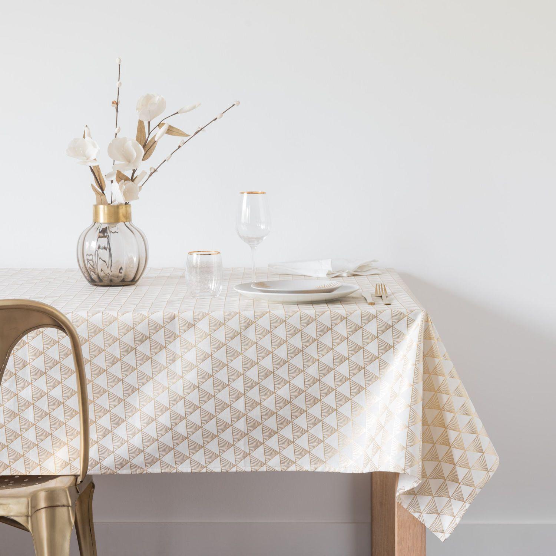 Linge De Table Mobilier De Salon Nappe Objet Deco