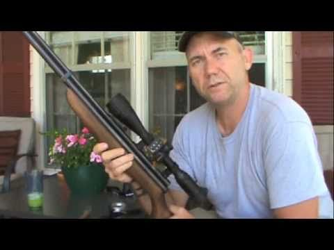 How To Make A Pellet Holder For An Air Rifle Youtube