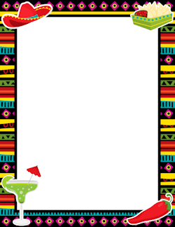 A page border featuring chocolate candy. Free downloads at http ...