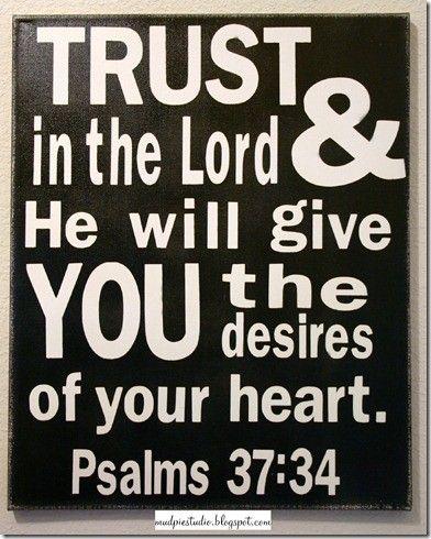 Psalms 37:34