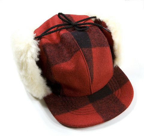 Filson Double Mackinaw Hat  b59d6045437