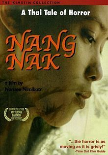 Nang Nak Thai Devoted Ghost Wife And Unsuspecting Husband 1999