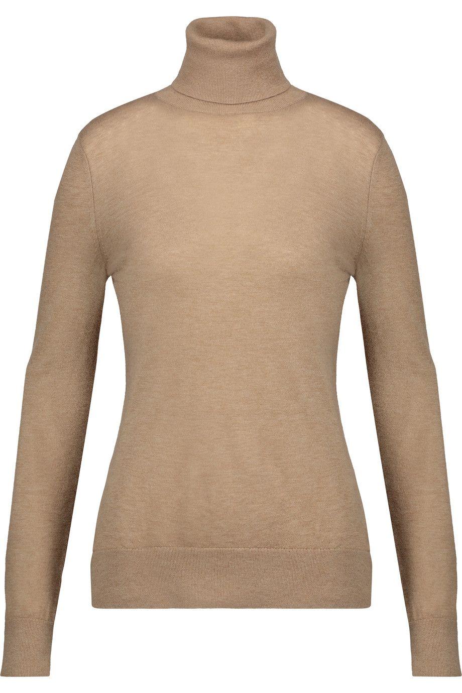 A.P.C. Judith Cashmere Turtleneck Sweater.  a.p.c.  cloth  sweater ... 8336eaa6df