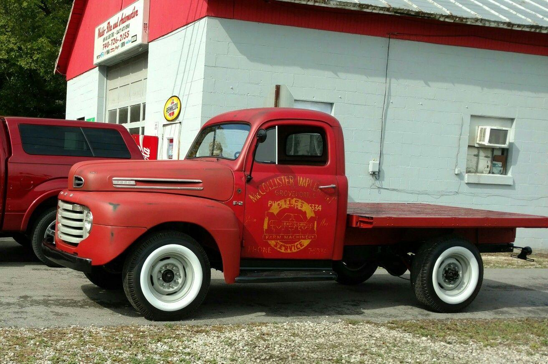 1948 Ford Flatbed Truck Grain Boats Trucks And Stuff Pinterest 1313x871