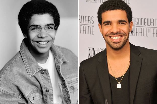 Drake's Yearbook Photo