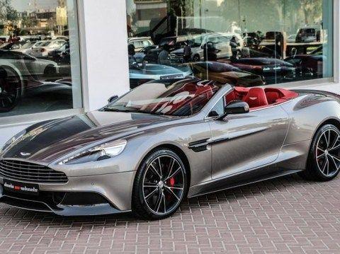 2019 Aston Martin Vanquish Convertible