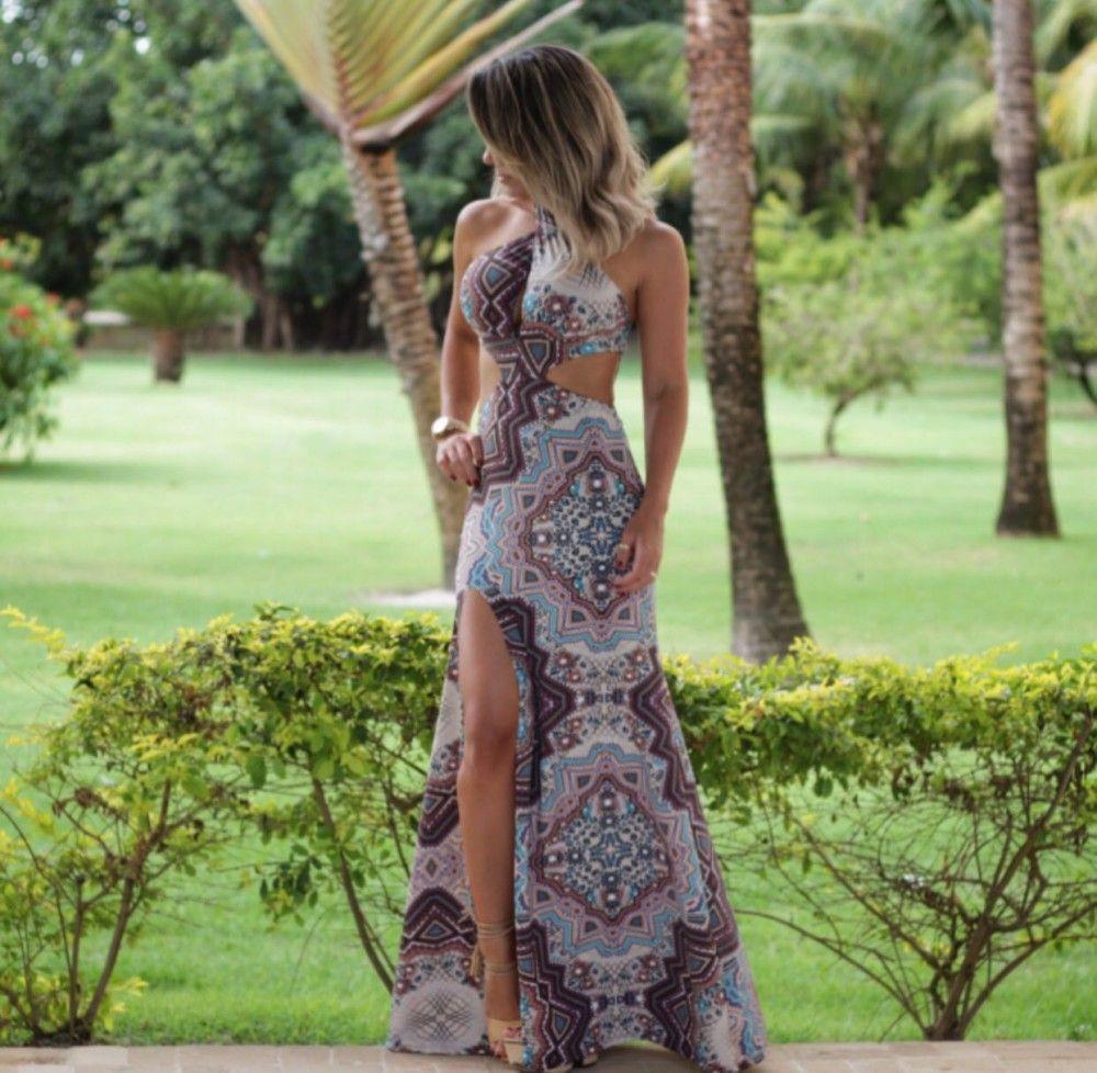 Karol - Vestido Megan Orquídea - Vestidos