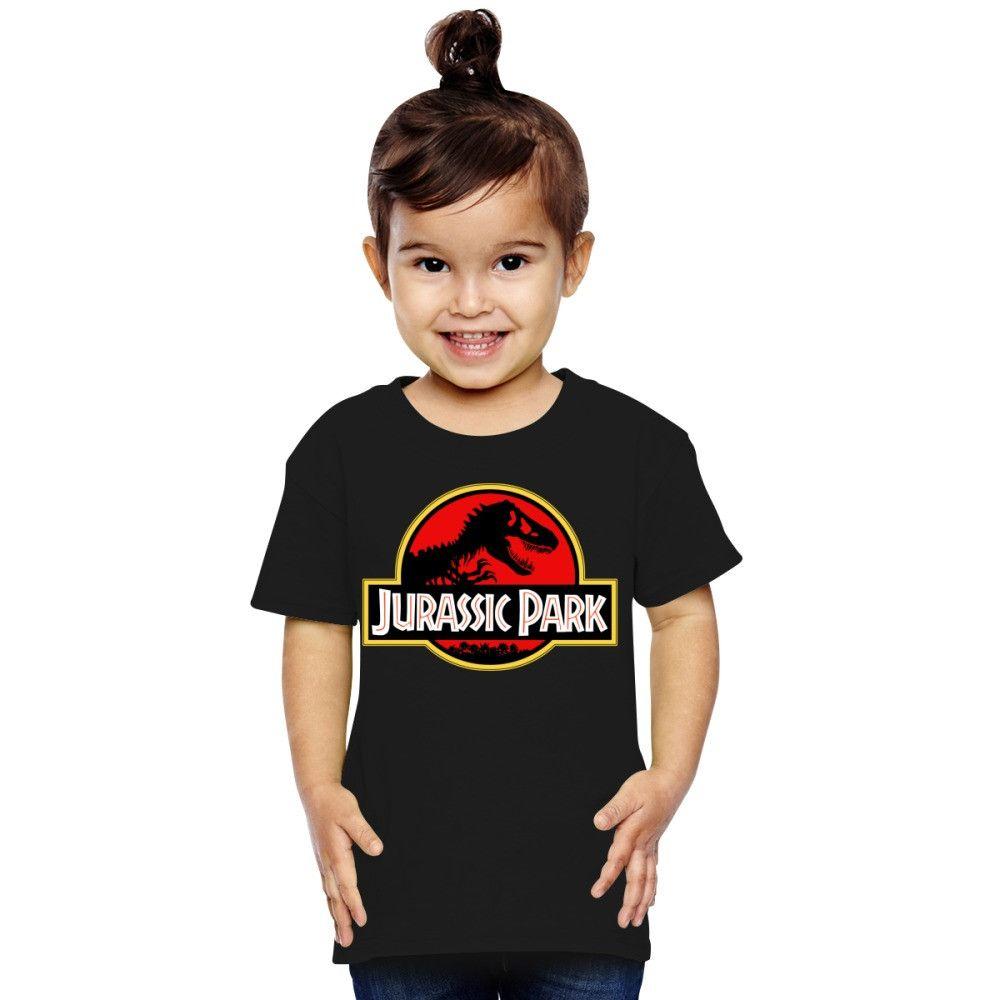 Jurassic Park Toddler T-shirt