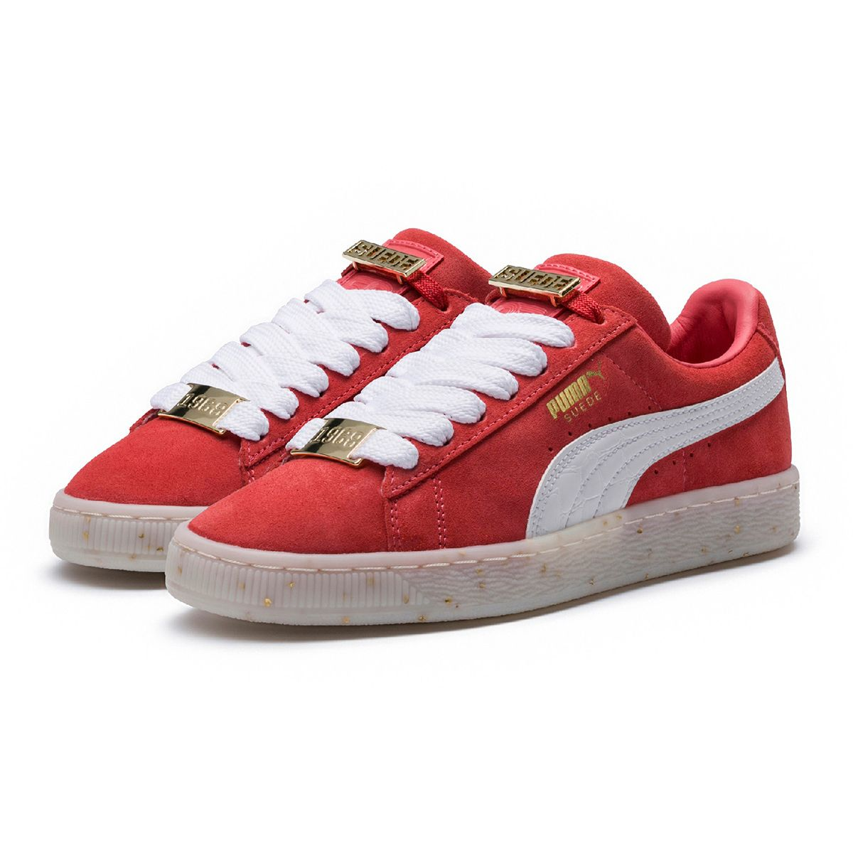huge selection of b0531 9c57c Tênis Puma Suede Classic Bboy Fab - Vermelho in 2019 | Shoes ...