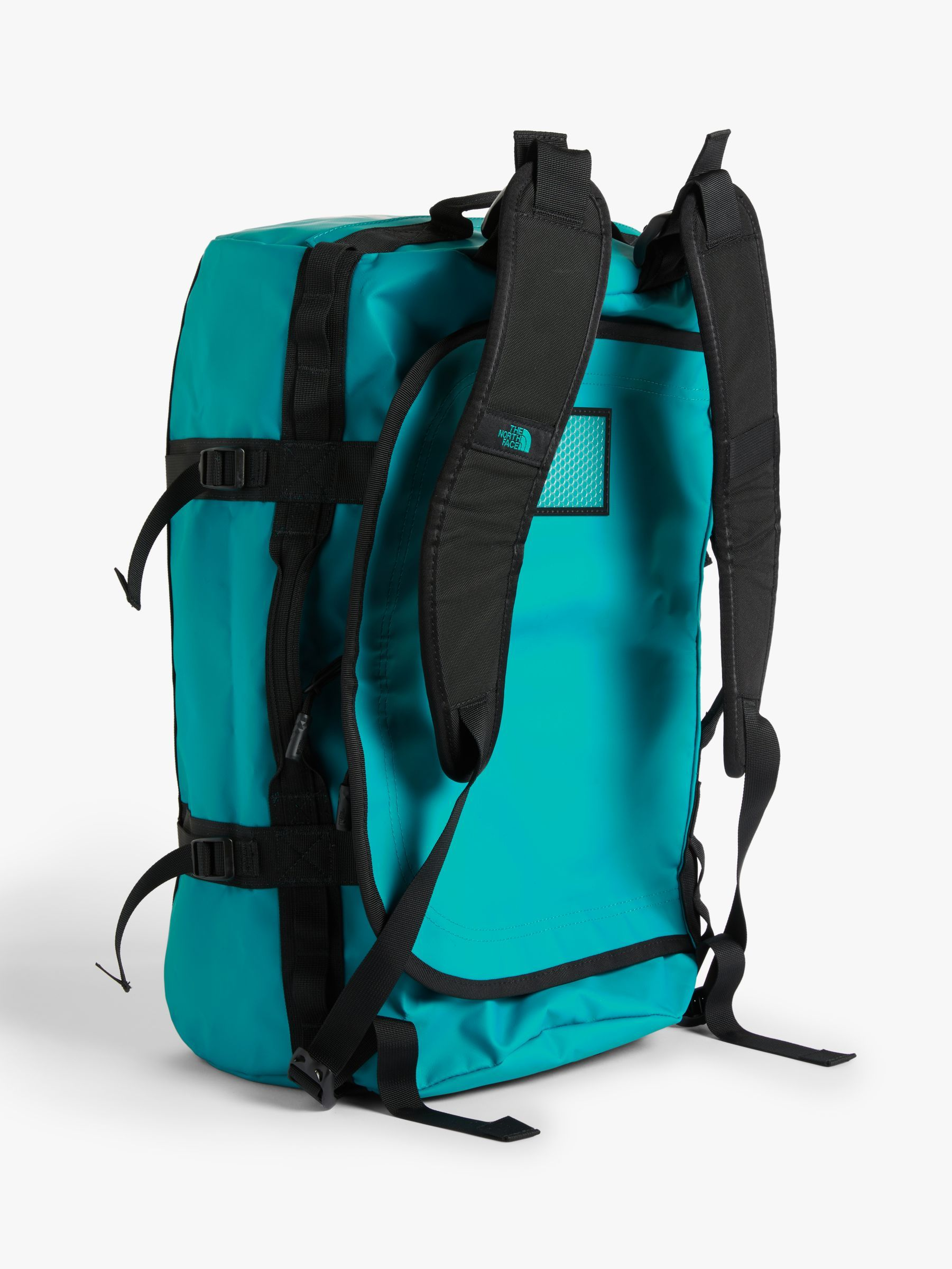 The North Face Base Camp Duffel Bag, Small, Fanfare Green
