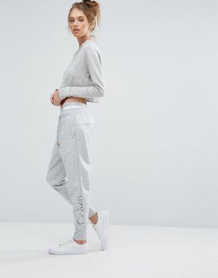 c8e9cc1a2971e Calvin Klein Jeans – Jogginghose mit Logo | Mode | Calvin klein ...