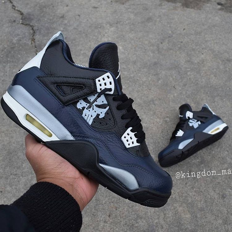 6226869a9948 Punisher 4 s by  kingdom made Latest Sneakers