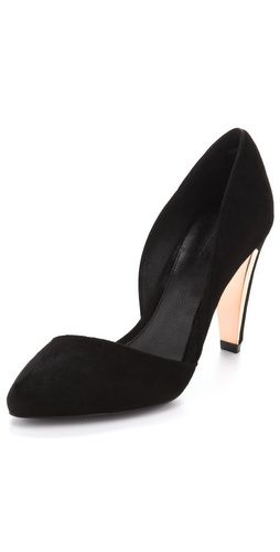 We love these: Rebecca Minkoff Selina d'Orsay Pumps