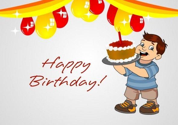 Happy Birthday On Facebook Wall Birthday Card Pinterest Happy
