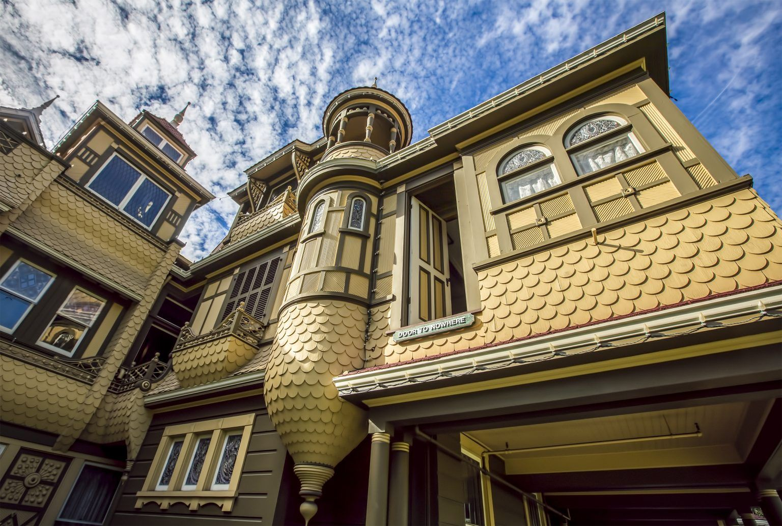 You Can Take A Virtual Tour The Winchester Mystery House So Get Ready to Be Spooked