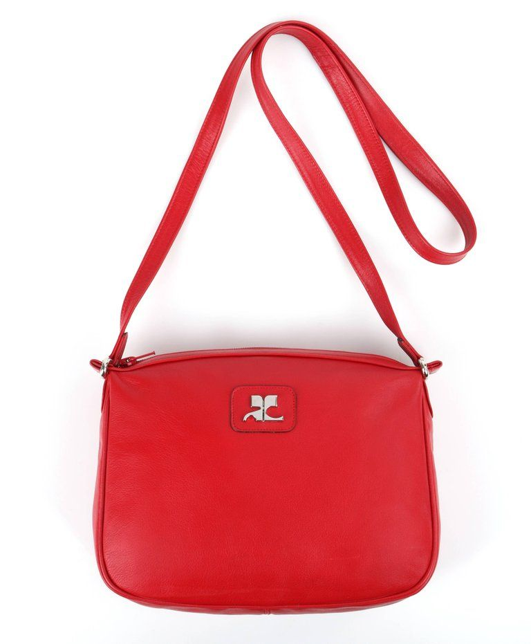 Clearance Low Shipping Fee Silver shoulder bag Courrèges Clearance Choice Explore Cheap Price qDVBpfLYXu