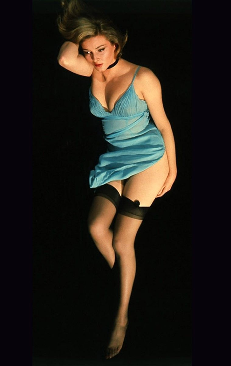 cleavage Daniela Bianchi (born 1942) naked photo 2017