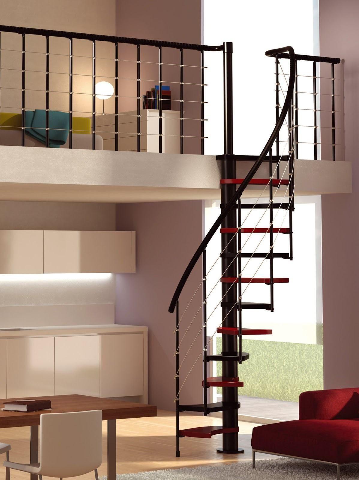 Imagem51 Home Pinterest Escalera Tapanco Y Escalera Casa ~ Escaleras Prefabricadas De Madera