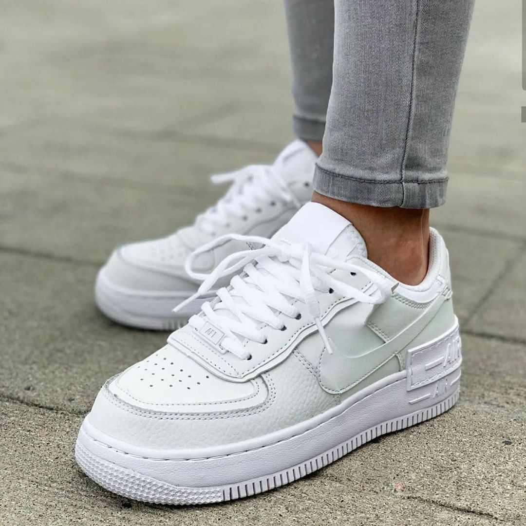 Nike Air Force 1 Shadow White Ci0919 100 White Nike Air Force Nike Air Nike