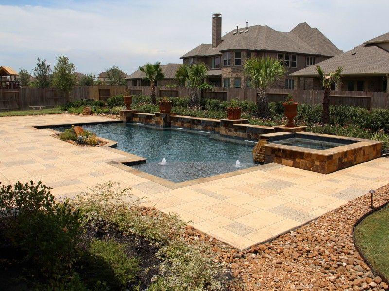 Contemporary Swimming Pools Design 103 Backyard